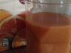 Mango-Erdbeeren-Bananen-Smoothie