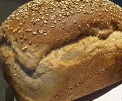 Dinkel-Buttermilch-Toast- Variation