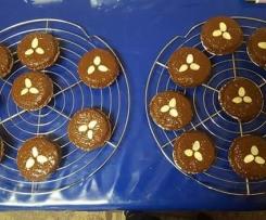 Lebkuchen super saftig für die lebkuchenglocke 7cm