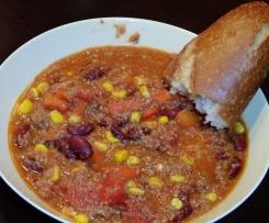 Vegetarische Variation von bestes Chili con Carne á la Schuhbeck und FixMitThermomix