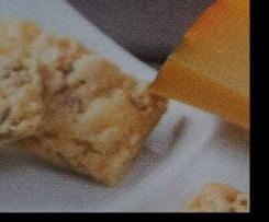 Kürbis-Käsegebäck