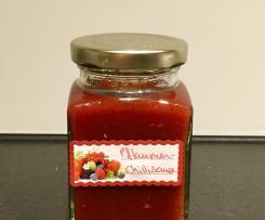 Pflaumen-Chilisauce