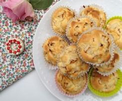 Grundrezept Muffins vegan