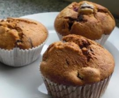 Kirsch-Muffins