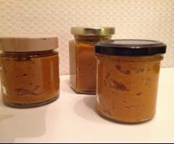 Tomaten-Möhren- Brotaufstrich