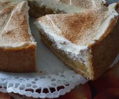 Apfelkuchen, kann 2 Tage voher zubereitet werden