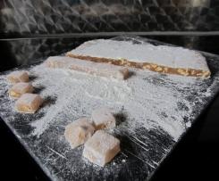 Lokum (Rahat-Lokum) Süßigkeit aus der Türkei glutenfrei (Türkischer Honig)
