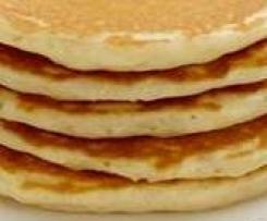 Bananen- Schoko- Pancake