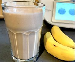 Veganer Power-Frühstücks-Drink