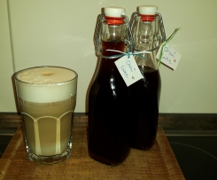 Chai-Latte-Sirup
