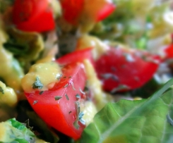 "Salat-Dressing ""Passionsfrucht"""