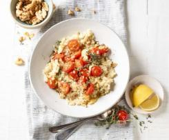 Walnuss - Risotto