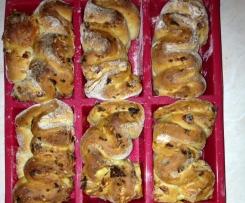 Zwiebel - Käse - Speck- Falte in der 9er Form