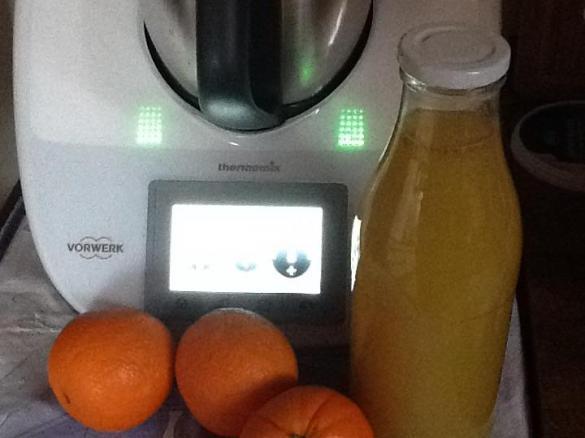ingwer orangen sirup super bei erk ltung von okos ein thermomix rezept aus der kategorie. Black Bedroom Furniture Sets. Home Design Ideas