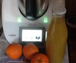 Ingwer- Orangen-Sirup - super bei Erkältung