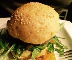 Perfekte Burgerbrötchen / Burgerbuns