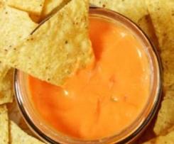 Nacho Cheese-Dip (kalorienreduziert)