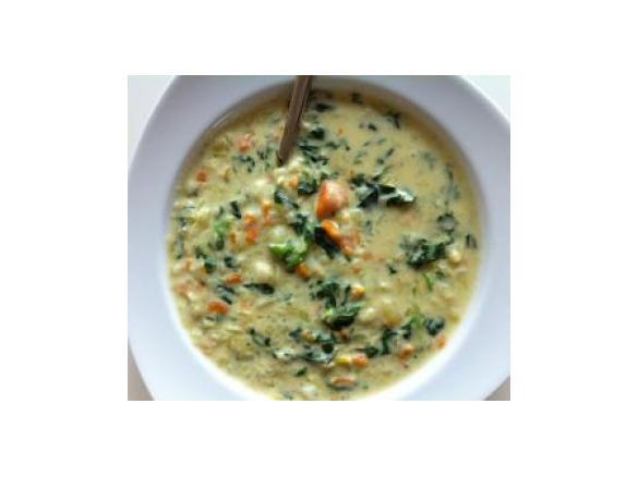 Spinat kartoffel suppe rezept