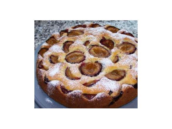 Zwetschgen Eierlikor Kuchen Von Honigfee Ein Thermomix Rezept Aus
