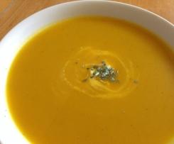 Karotten-Joghurt-Suppe (WW-geeignet)