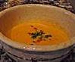 Karottencremesuppe WW geeignet