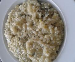 Zucchini - Risotto