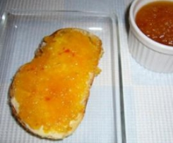 Mango-Apfel-Konfitüre
