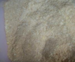 Parmesankäse ohne Käse (vegan)