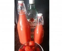 Erdbeer-Rum aus dem FuchsBau