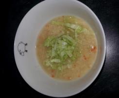 Grießsuppe