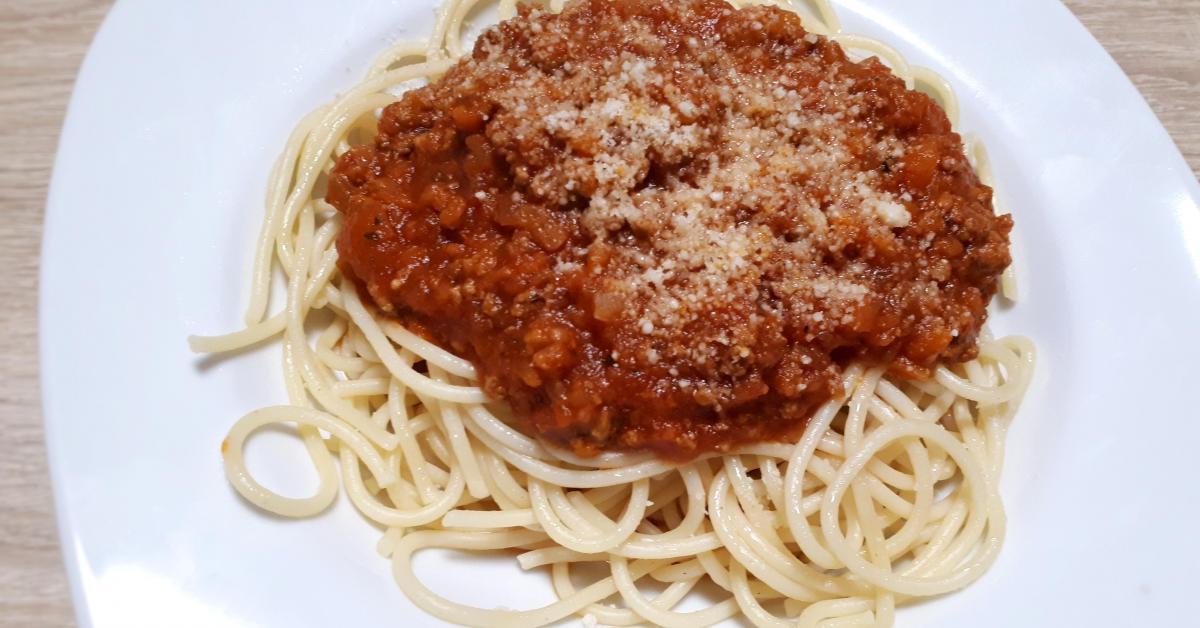 original italienische bolognese rezept