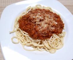 Anna's original italienische Bolognese (vom Herd)