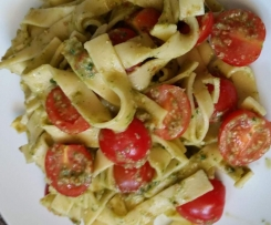 Nudeln mit Pesto Rosso WW tauglich