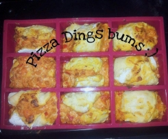Pizza Dings Bums