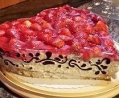 Erdbeerherz glutenfrei