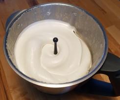 Eischnee vegan / Aquafaba / falscher Eischnee