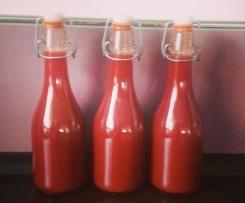 Erdbeer-/ Waldfruchtlikör (Ruck-Zuck fertig und SUPER lecker)