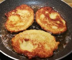 Kartoffelpuffer mit Kümmel
