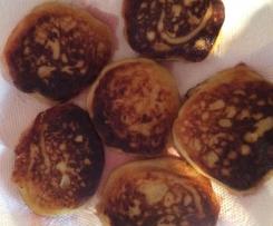 Bibis Kartoffelplätzchen - Resteverwertung