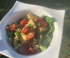 Nudelsalat (mediterran)