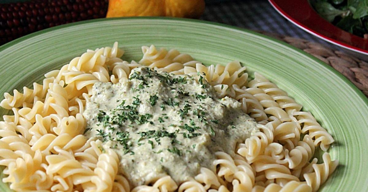 pasta mit broccoli k se so e von brotbackliebeundmehr ein thermomix rezept aus der kategorie. Black Bedroom Furniture Sets. Home Design Ideas