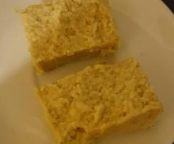 Glutenfreies Halva mit Erdnüssen