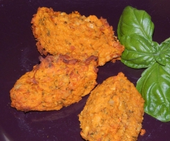 Veggi Koftas aus Linsen und Gemüse