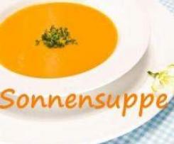 Cremig, sahnige  Karottensuppe