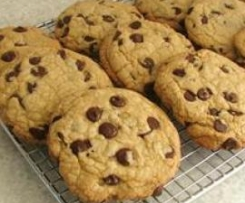 Chocolate Chip Cookies (Wise Guys)
