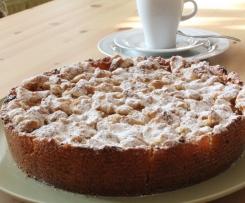 Apfel - Streuselkuchen fast & easy