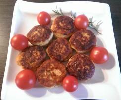 Hähnchen-Gemüse Frikadellen