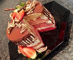 Kerstin's Erdbeer-Tiramisu-Torte