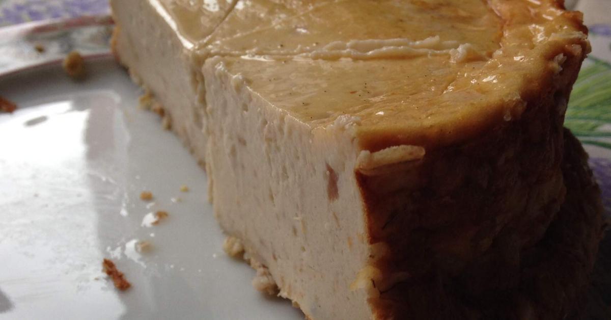 Low Carb Quarkkuchen Mit Birne Von Herbornerin Ein Thermomix