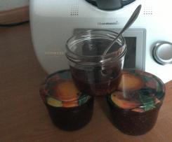 Erdbeeren-Balsamico-Konfitüre
